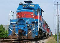 Chesapeake Virginia train