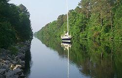 dismal swamp Chesapeake Virginia