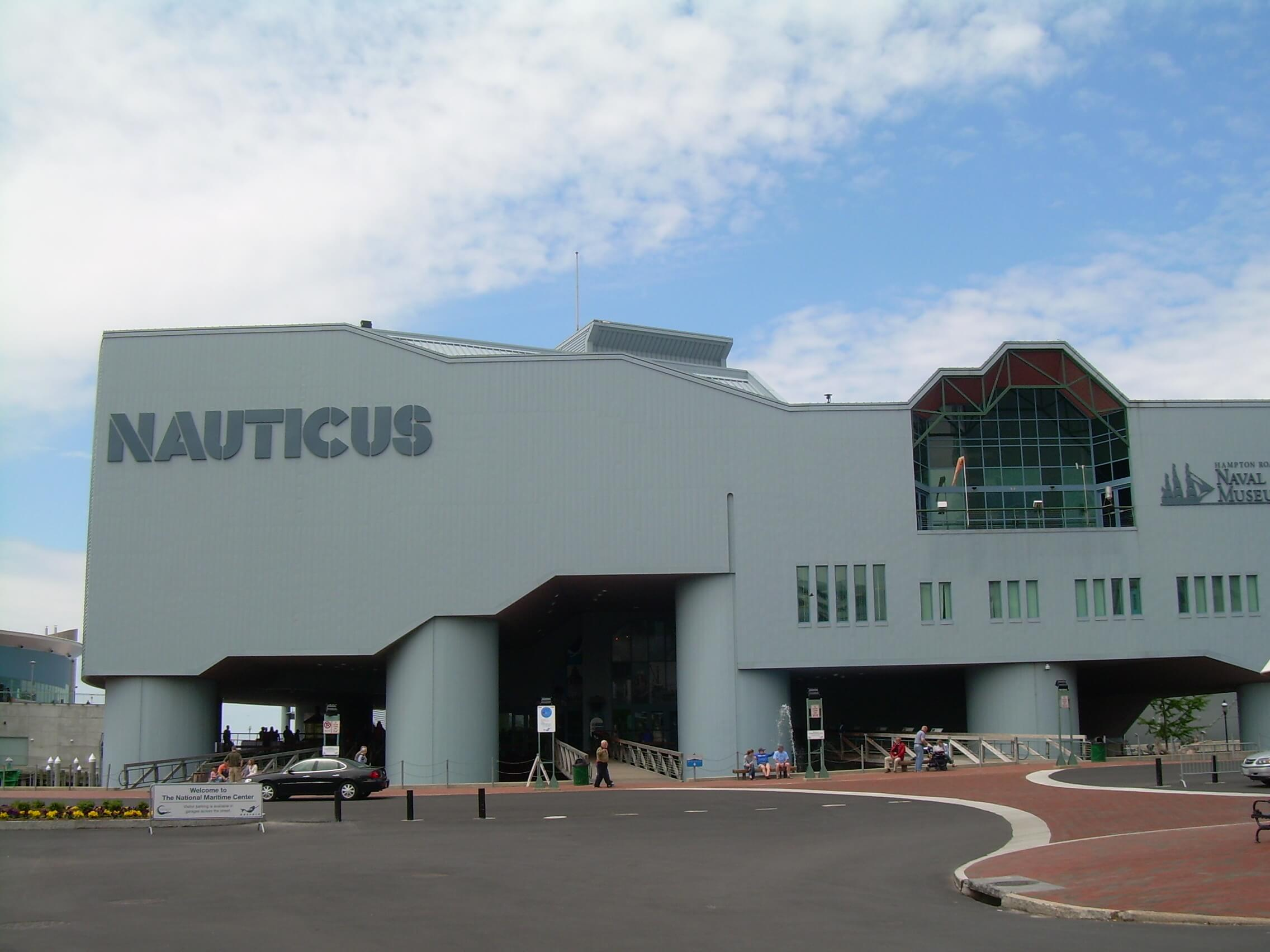 Nauticus, Norfolk Virginia