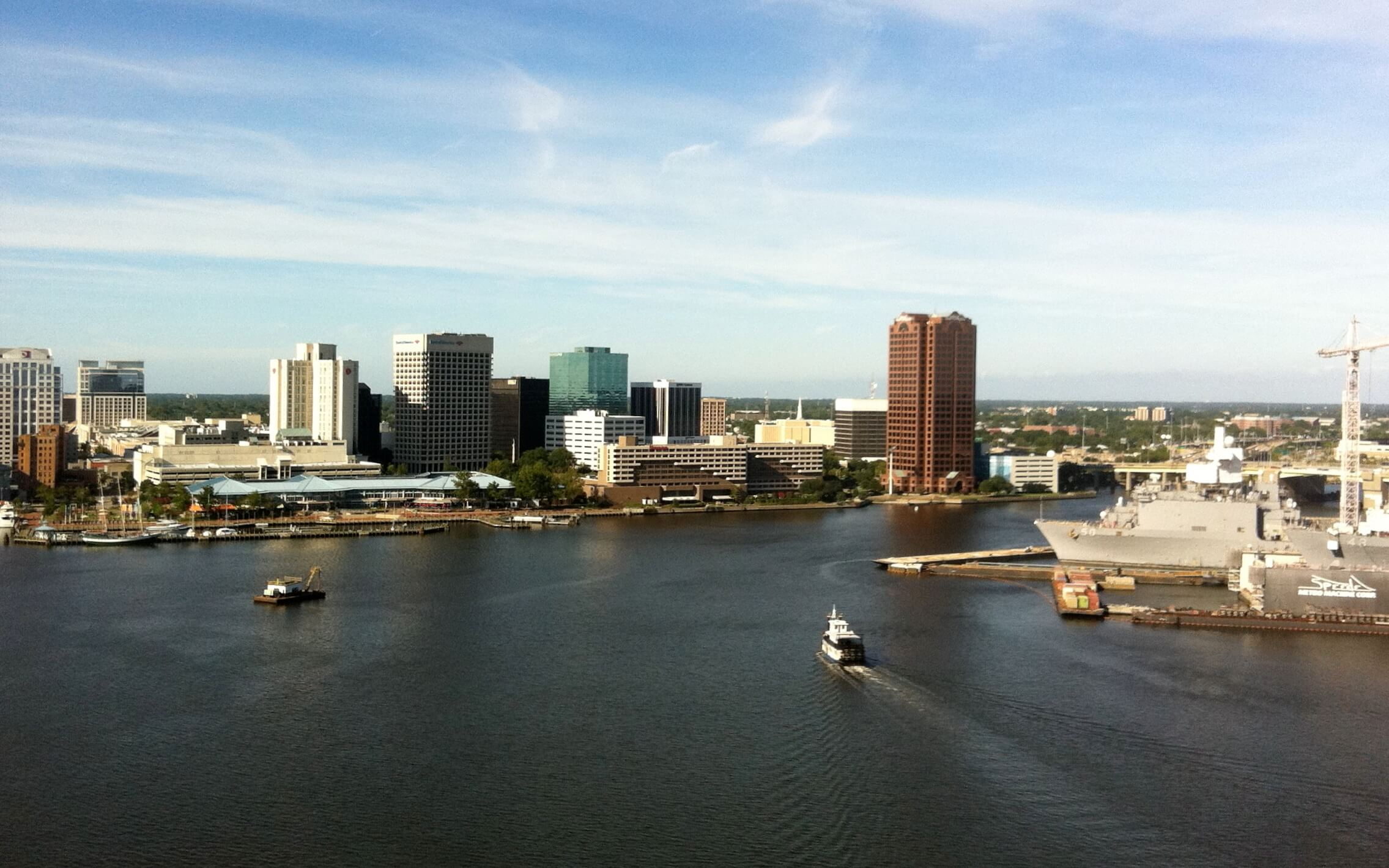Skyline Norfolk Virginia