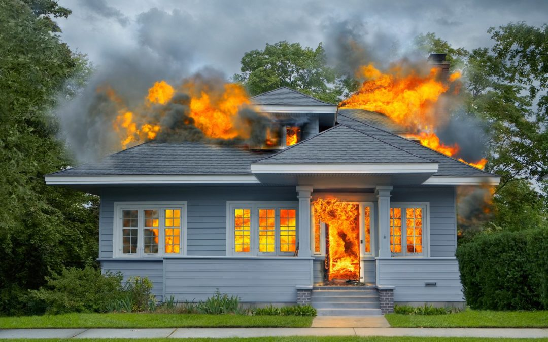 Survive a house fire: What you need to do?